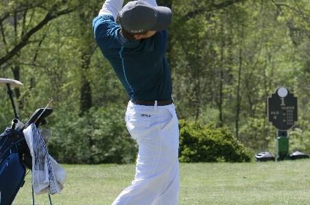 Boy's golf 2015