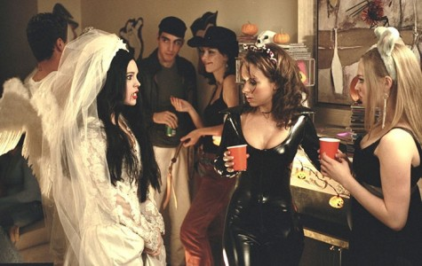 Trick-or-treat women with respect