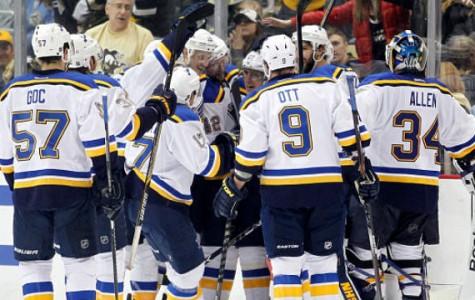 St. Louis Blues preview
