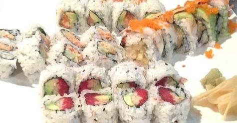 Kabuki sushi and Thai
