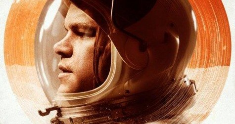 "The Martian is ""out of this world"""