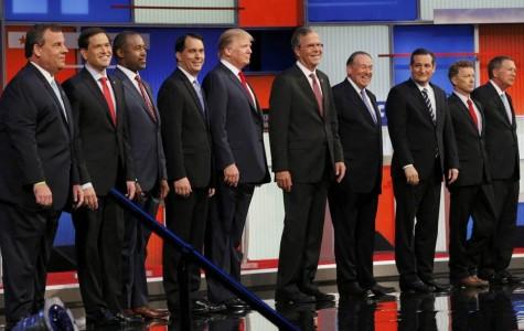 Presidential race heats up