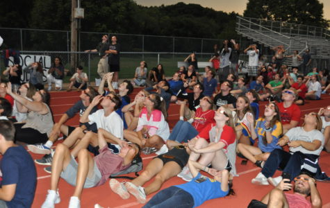South High awed by eclipse