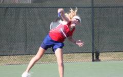 Patriot girls' tennis ends season