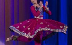 Kasthuri excels in Indian Classical Dancing