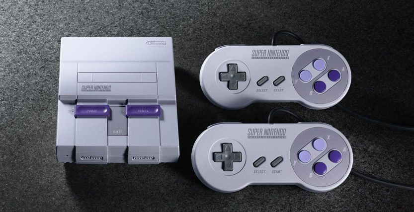 The+SNES+Classic+hit+stores+Sept.29