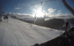 Hitting the slopes!