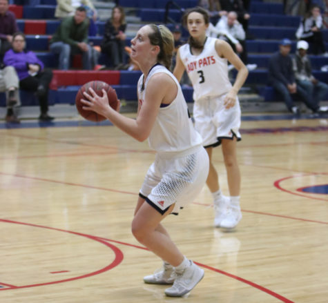 Patriot girls basketball travels to Ft. Zumwalt tonight