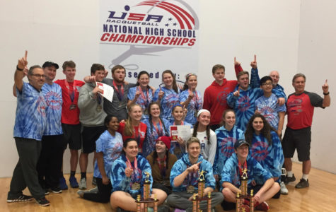 Parkway racquetball wins national championship–again
