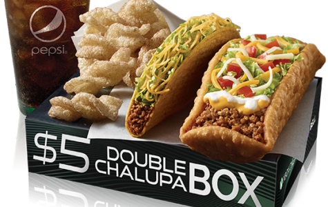 The Chalupa Box at Taco Bell is one of the $5 options.