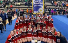 First state win in 17 years for cheerleading