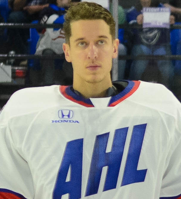 Blues+goalie+Jordan+Binnington+was+called+up+from+the+AHL+in+January+and+has+been+key+to+the+Blues%27+success.