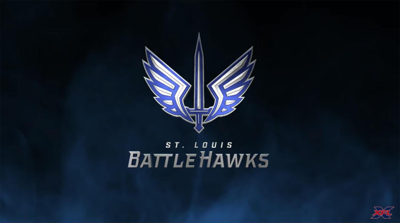 St. Louis BattleHawks. (XFL/TNS)