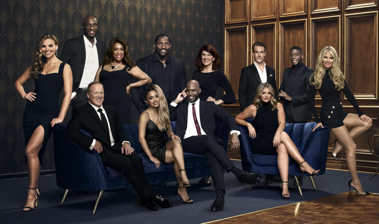 The cast of the new season of