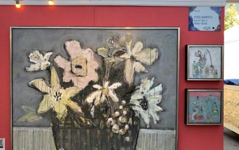 Artists visit STL