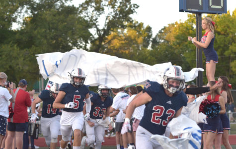 Patriots to battle undefeated Mustangs