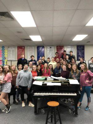 Choir hosts South Sings