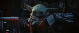 Want to watch Baby Yoda in the Manalorian? Buy Disney Plus!!