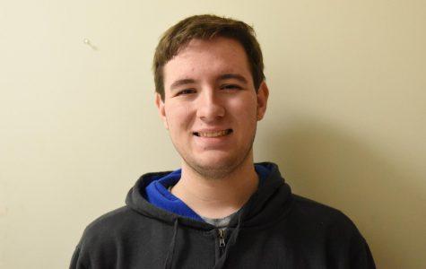 Michael Garrett, senior