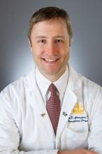 Adam Griesemer ('94)-pediatric liver transplant surgeon at Columbia University