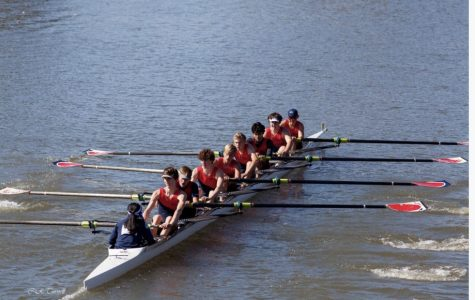 Rowing to success