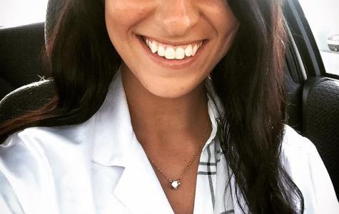 Rachel Saltzman ('11)-Pharmacist