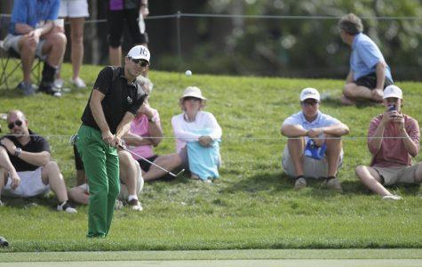 Scott Langley ('07)-PGA Tour golfer