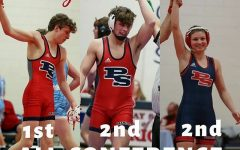South wrestlers succeed at state