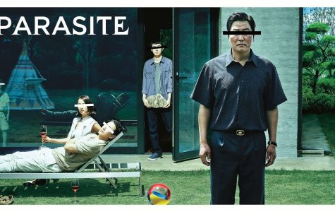 Need a new movie to watch?--I recommend Parasite.