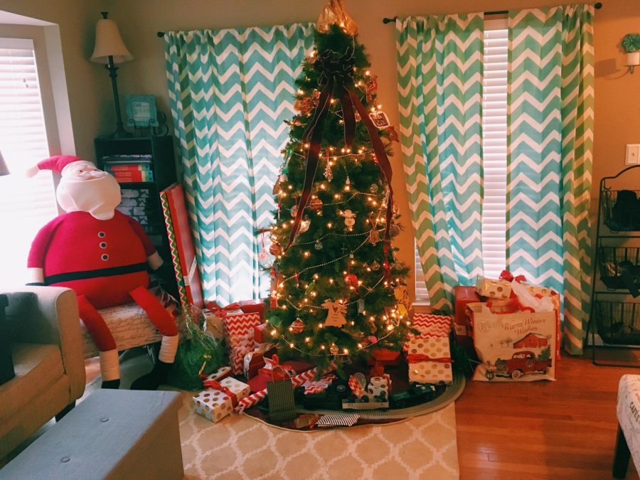 The+Bles+family+Christmas+tree.